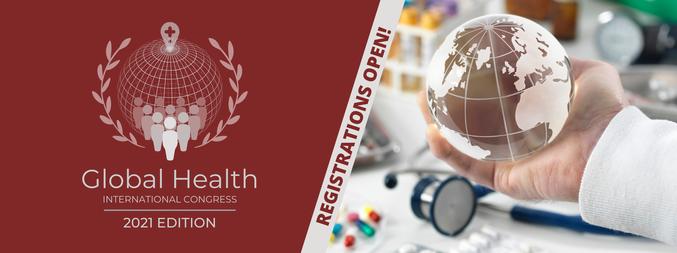 Global Health International Congress - Equity in Health: A Global Challenge - 1ª Edição