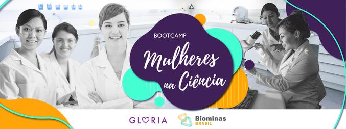 Bootcamp: Mulheres na Ciência - 1ª Edição