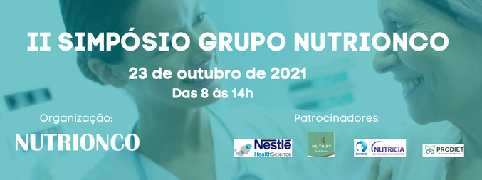 II SIMPÓSIO GRUPO NUTRIONCO - 2ª Edição