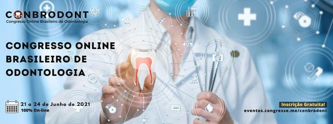 Congresso Online Brasileiro de Odontologia - 1ª Edição