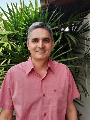 Prof. Dr. Christiano Vieira Pires, Coordenador do I COICTA