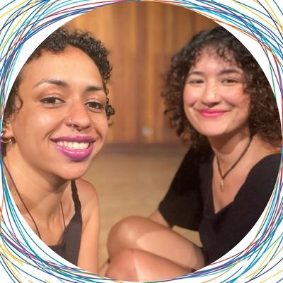 Amanda Lioli e Nayara Rodrigues