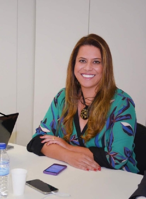 Gilcilene Maria dos Santos El Chaer