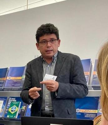 Gustavo Ferreira Santos (UNICAP - Pernambuco)