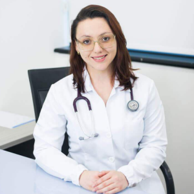 Dra. Lauren Cristina Provin