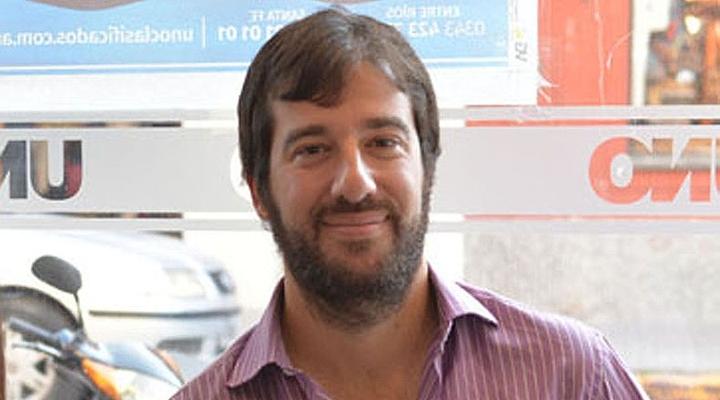 Santiago Ressett