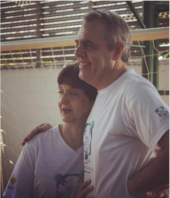 Fernando Campos e Tania Iorillo (SP)
