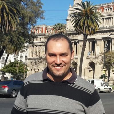 Renato Campos Freire Júnior (AM) - Comissão Científica do XXIII COBRAF