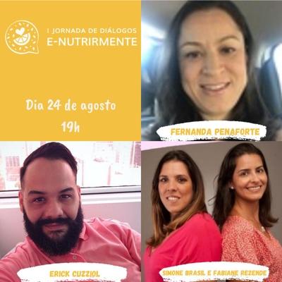 Mesa Redonda (Fernanda Penaforte e Erick Cuzziol | Mediação Simone Brasil e Fabiane Rezende)