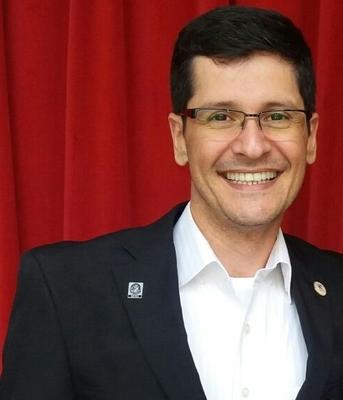 Clynton Lourenço Correa (RJ) - Presidente da Comissão Científica do XXIII COBRAF
