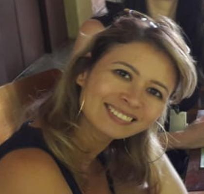 Milene de Silva Castellen, Doutora