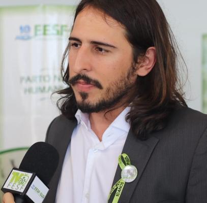 José Santos Souza Santana   _PALESTRANTE_