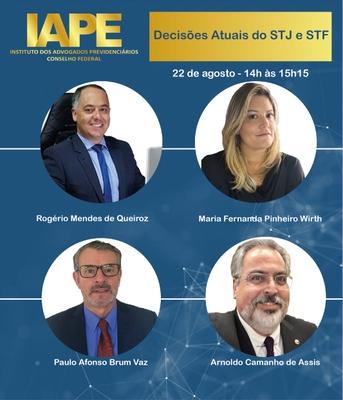 Decisões Atuais do STJ e STF