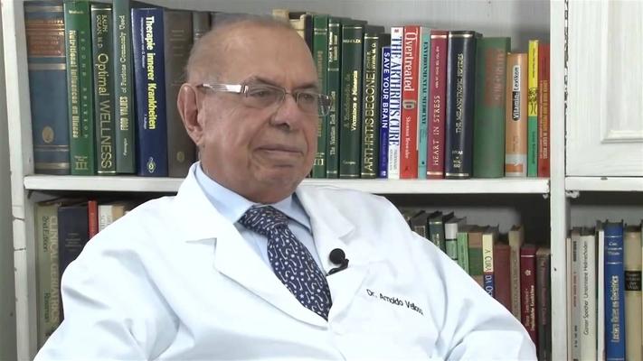 Dr Arnoldo Velloso da Costa