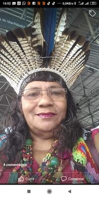 Maria de Fátima de Castro Lima (Fátima Tibiriçá)