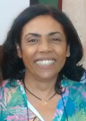 Doralice Severo da Cruz PRESIDENTE DO 23º ENATESPO ONLINE 2020