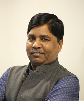 Índia: Shyamlal Yadav