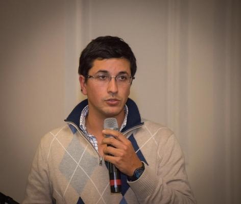 Gonzalo Marichal Camejo
