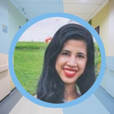 Doutoranda Cecília Rafaela Salles Ferreira