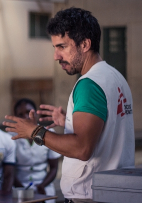 Dr. Raul Manarte