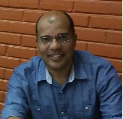 Gilmar Souza Santos, Doutor