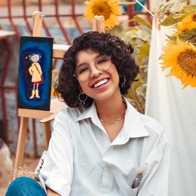 Maria Victória Pereira da Luz