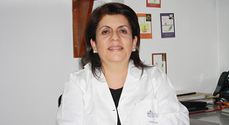 Claudia Ramirez Sandoval, Mestre