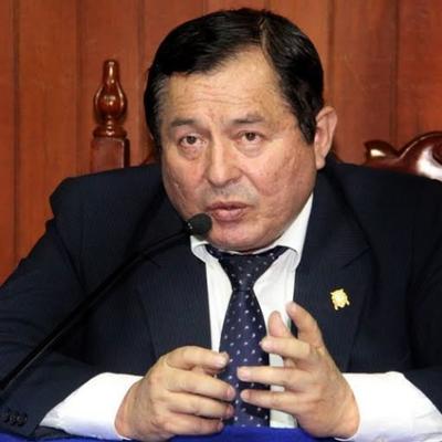 DR. JOSÉ PALOMINO MANCHEGO