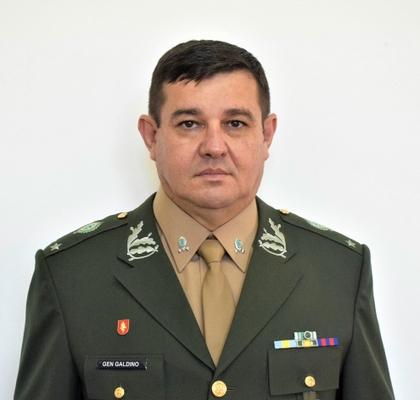 General de Brigada Galdino
