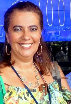 Denise Flávio de Carvalho Botelho Lima (RJ) - Presidente da Associação de Fisioterapeutas do Brasil (AFB)