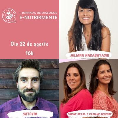 Mesa Redonda (Juliana Nakabayashi e Satoyim | Mediação: Simone Brasil e Fabiane Rezende)