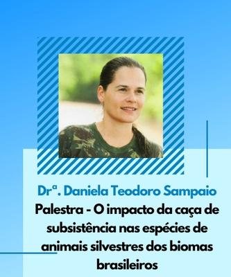 Drª. Daniela Teodoro Sampaio