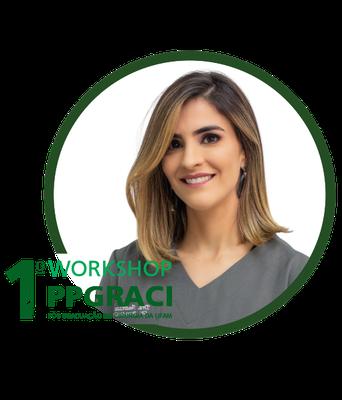 Dra. Andrezza Lauria de Moura