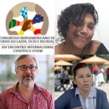 Ricardo Lema; Rocío Isabel Caballero; Shaiane Vargas da Silveira