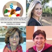 Christianne Luce Gomes; Lupe Aguilar Cortez; Maria Jesus Monteagudo