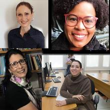 Chair: Profa. Dra. Eloisa Bonfá | Profa. Lorena Barberia | Dra. Jaqueline Góes | Dra. Natalia Pasternak