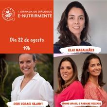 Mesa Redonda (Cori Coraci Silanyi e Elai Magalhães | Mediação Simone Brasil e Fabiane Rezende)