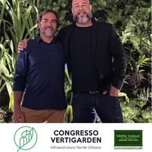 Sandro Ward e Rafael Carvalho