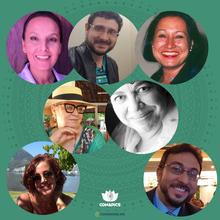 Beatriz Salles, Ana Paula Antunes Ferreira, Javier Salvador Gamarra Junior, Angela Philippini, Cristina Bonetti, Maria Angelina Pereira, Daniel Amado