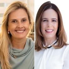 Alessandra Borelli e Danielle Serafino