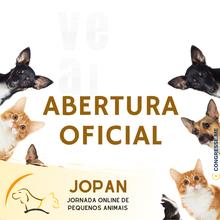 Abertura Oficial - JOPAN
