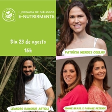 Mesa Redonda (Leandro Ramshur e Patrícia Coelho | Mediação Simone Brasil e Fabiane Rezende)