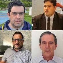 PARTICIPANTES DO WEBNÁRIO: MODERADOR: Sandro Reis MSc, CONVIDADOS: Prof. Antonio Carlos Souza Lima Jr, Dr. João Cruz e William Marota