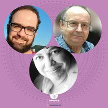André Bochetti, Feliciano Edi Vieira Flores e Maria Angelina Pereira