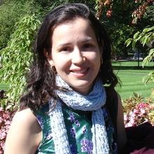 Profa. Dra. Muriel de Oliveira Gavira
