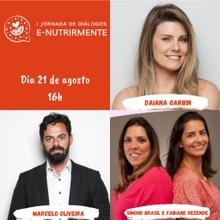 Mesa Redonda (Daiana Garbin e Marcelo Oliveira | Mediação Simone Brasil e Fabiane Rezende)