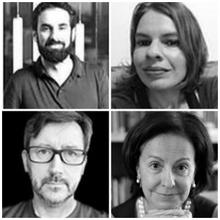 Marco Túlio Pires, Priscila Muniz de Medeiros, Sérgio Lüdtke & Taís Gasparian