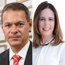 Renato Opice Blum e Danielle Serafino