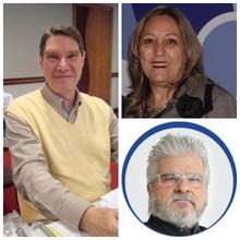 Luiz Carlos de Miranda Júnior, Irene Ferreira de Souza Duarte Saad & Mario Luiz Fantazzini