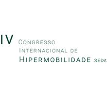 IV Congresso Internacional de Hipermobilidade, Síndrome de Ehlers-Danlos e Dor